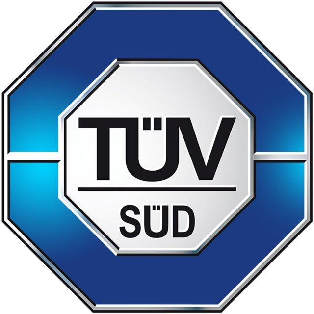 TUV certifikat